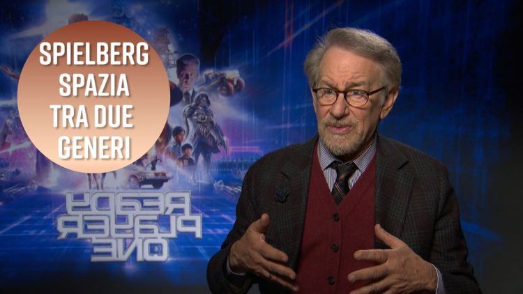 Steven Spielberg: da 'The Post' a 'Ready Player One'